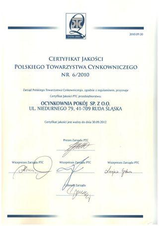 CertyfikatPTC